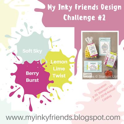 My Inky Friends Design Challenge #2